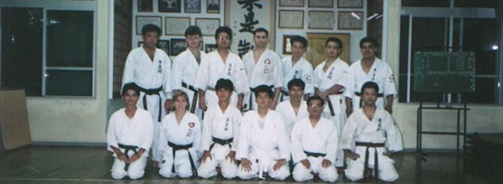 Okinawan-Kenshin-Kan-Karate-and-Kobudo-Hombu-Dojo-1986